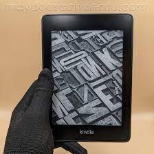 Máy đọc sách Kindle Paperwhite 4 (2018/10th) đen 8GB như mới -  maydocsachdientu.com