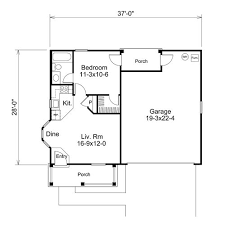 ideas about Garage Floor Plans on Pinterest   Richmond     bedroom garage apartment Floor Plans Hmm I might could do a two car garage