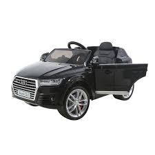 <b>Детский электромобиль</b> HarleyBella - Audi Q7 (черный)