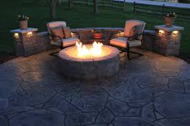 Small Picture Stamped Cement Patio Home Design Ideas and Inspiration