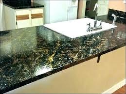 granite overlay home depot sealer kitchen countertops cost estimator depo