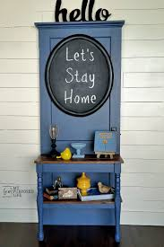 DIY Entry Table - My Repurposed Life®