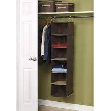 61tocxlpfel sl1000 y wardrobe hangers storage com household essentials 6 shelf hanging closet organizer coffee
