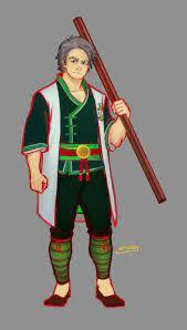Ninjago Kai X Garmadon Realistic - Vtwctr