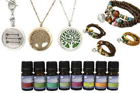 essential oil jewelry from destination oils