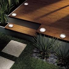 deck lighting design. recessed deck lighting home design