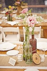 Captivating Wedding Decorations With Wine Bottles 7 Wine Bottle Centerpieces  You Can Diy For Your Wedding Day
