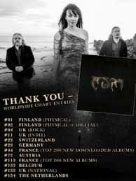 Finland Album Charts Auri Enter Charts With Auri Release Fourth Album Trailer