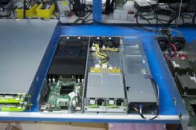 Google Server Design