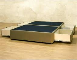 king platform bed with storage drawers. California King Platform Bed With Drawers Storage 4 Drawer .