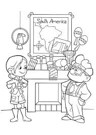 Small Picture Pixars Up House Coloring Page Coloring Coloring Pages