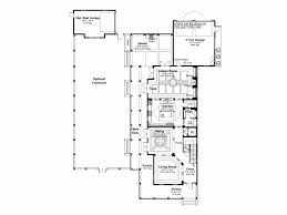 Eplans Plantation House Plan   Master Suite   Master Verandah    Level