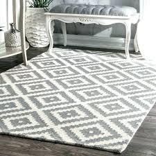 gray rug 5x7 ivory area rugs hand woven wool light
