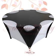 black round metallic stretch table overlays sp3tco yh4 20 00 banquet bar spandex cocktail table covers stretch chair covers for wedding elastic lycra