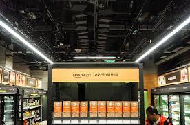 Amazon Go Store Design Inside Amazons Surveillance Powered No Checkout