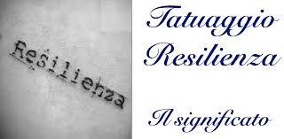 Tatuaggio Resilienza Significato Idee Foto Su Parti Del Corpo