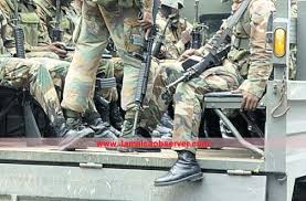 jamaica defence force form abolish the army