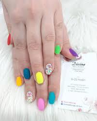 At Divinenaillounge Divine Nail Lounge Unicorn Nails