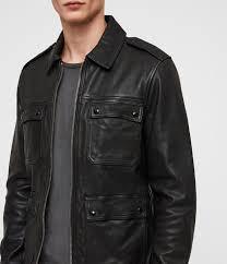 kage leather jacket