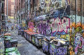 Hdr Graffiti Wallpaper - Melbourne ...