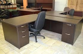 t shaped office desk furniture. Plain Desk Office Desk L Shape Furniture Shaped With Black Rolling Chair  Photo   On T Shaped Office Desk Furniture