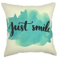 Decorative Throw Pillows With Words