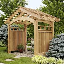 Small Picture Garden Garden Arbor With Gate Intended For Breathtaking Garden