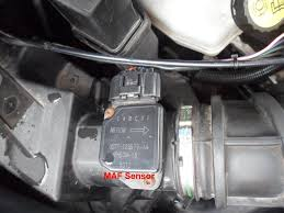 ford transit tdci low power low boost p0235 fixed do your the ecu maf sensor