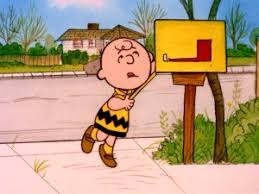 empty mailbox charlie brown. Charlie Brown Reaches All The Way Back Into His Mailbox To Make Sure He\u0027s Not Missing Empty O