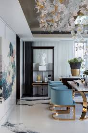 dining room ideas pinterest. gorgeous room blue and gold velvet chairs ceiling sculpture oversized art dining ideas pinterest r