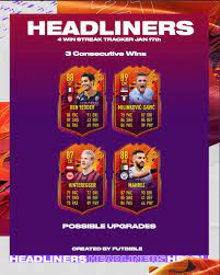 Headliners Upgrade Counter - Page 4 — FIFA Forums