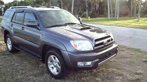 SOLD - 2005 Toyota 4-Runner V8 Sport Edition SUV - Tow Package ...