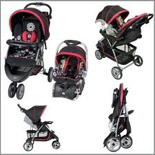 baby trend cat stroller and car seat travel system pram toddler push chair girls new can baby trend cat