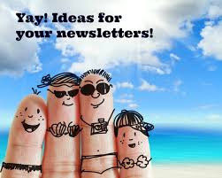 News Letters Email Newsletter Ideas Be Interesting Relevant And Useful