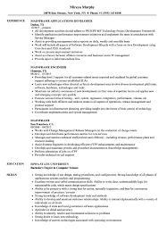 Sample Mainframe Resume Mainframe Resume Samples Velvet Jobs 7