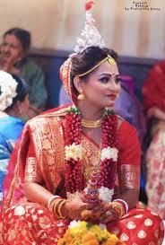 bengali bridal wear