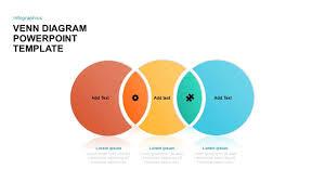 Three Circle Venn Diagram Venn Diagram Powerpoint Template Keynote Slidebazaar Com