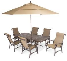 comfortable patio chairs aluminum chair: deluxe sunbrellaar sling comfortable and weather resistant