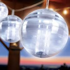 Order Home Collection Outdoor Led Solar Orb Light Yards