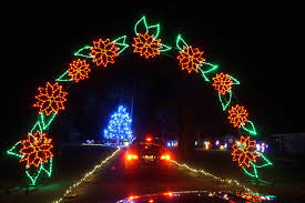 Spanaway Lake Christmas Lights Christmas Events And Attractions In Seattle