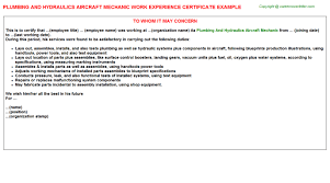 sample plumbing cover letter large size of resumehow to prepare