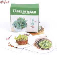 Cute <b>40pcs</b>/<b>lot</b> Decoration Paper Label Sticker Stationery ...