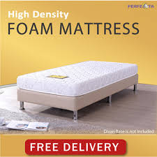 mattress firm delivery. Simple Firm 6Inches Liberty High Density Foam Mattress  Firm Free Delivery  Single In