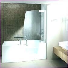 jacuzzi bathtub shower combo bathroom ideas bath inside plans 10