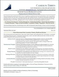 Resume Resume Objective For Pharmaceutical Sales