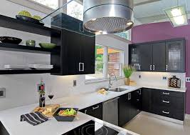 kitchen design purple and white. view in gallery kitchen design purple and white l