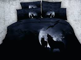 moon bedding set