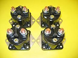 amazon com db electrical smr6005k2 winch solenoid for warn 12 db electrical smr6005k2 winch solenoid for warn 12 volt heavy duty 28396 15