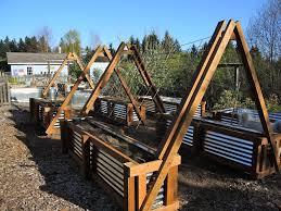 corrugated metal raised garden beds. Garden Beds 4 Corrugated Metal Raised T