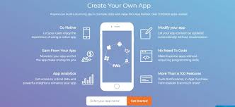Top 20 Mobile App Development Software Platforms 2019